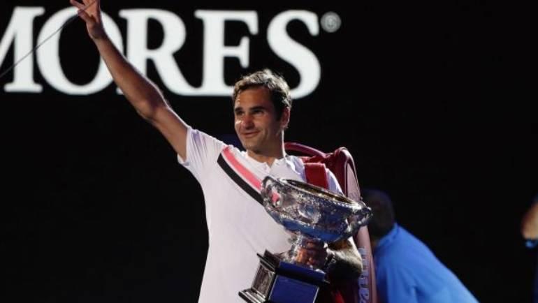 Roger Federer renforce sa légende