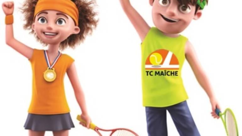Tournoi 11+ TC Maiche
