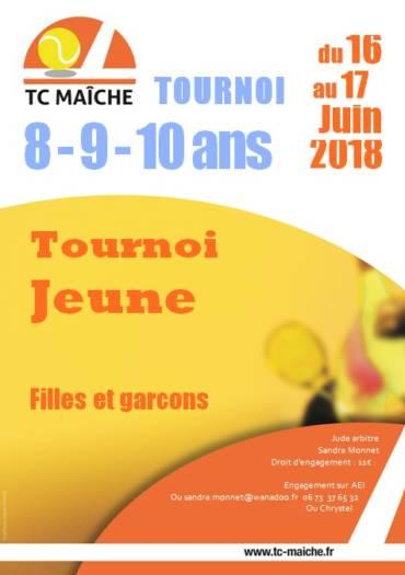 Tournoi 8-9-10 ans