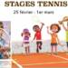 STAGES TENNIS