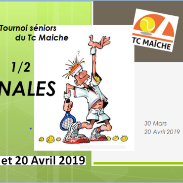 TOURNOI SENIORS DF