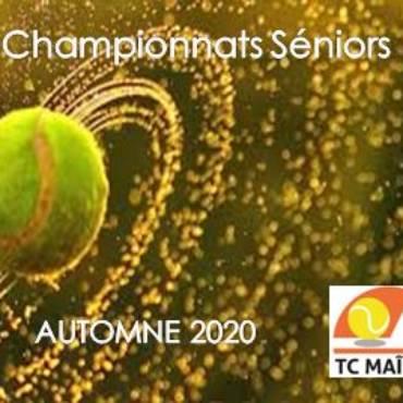 Championnat automne Sénior